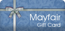 Mayfair Gift Card